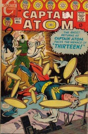 Captain Atom # 89 Issues (1965 - 1967)