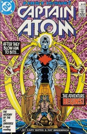 Captain Atom édition Issues V1 (1987 - 1991)