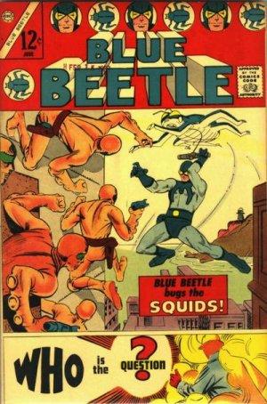 Blue Beetle # 1 Issues CC V4 (1967 - 1968)
