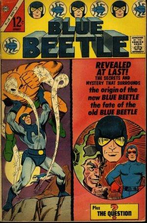 Blue Beetle # 2 Issues CC V4 (1967 - 1968)