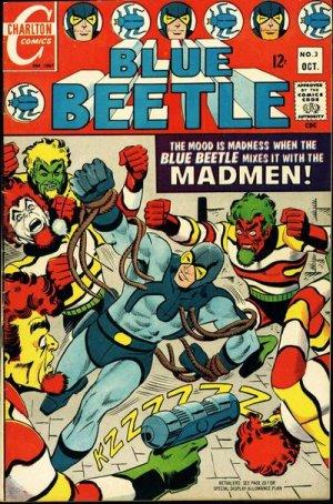 Blue Beetle # 3 Issues CC V4 (1967 - 1968)