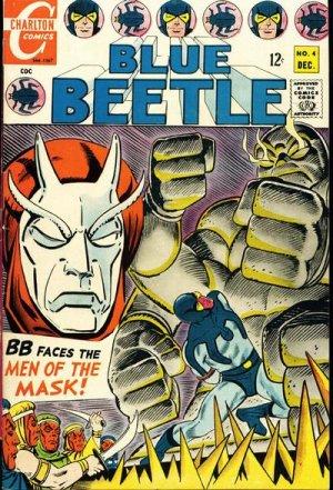 Blue Beetle # 4 Issues CC V4 (1967 - 1968)