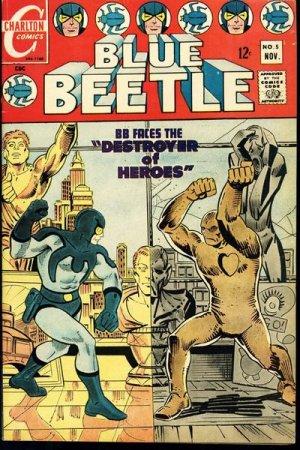 Blue Beetle # 5 Issues CC V4 (1967 - 1968)