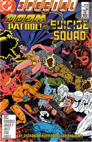 The Doom Patrol and Suicide Squad # 1 Issues