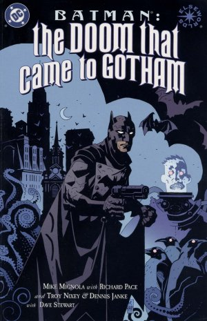 Batman - La Malédiction Qui s'Abattit Sur Gotham # 1 Issues (2000 - 2001)