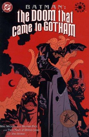 Batman - La Malédiction Qui s'Abattit Sur Gotham # 3 Issues (2000 - 2001)