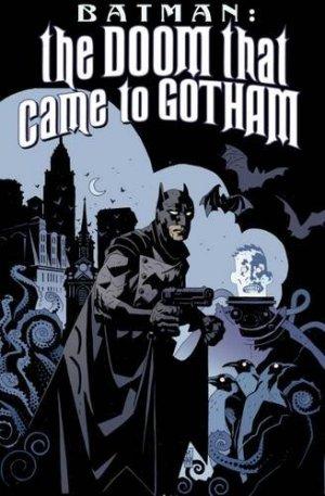 Batman - La Malédiction Qui s'Abattit Sur Gotham édition TPB softcover (souple)