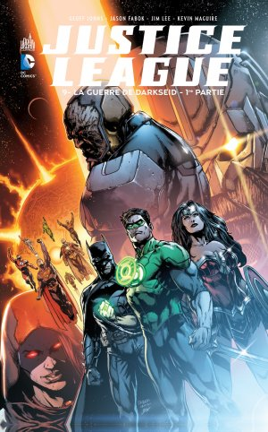 Justice League # 9 TPB hardcover (cartonnée)