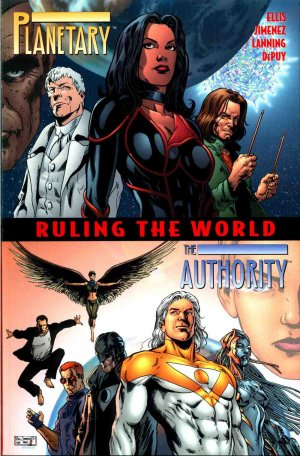 Planetary / The Authority - Ruling the World # 1 Issues