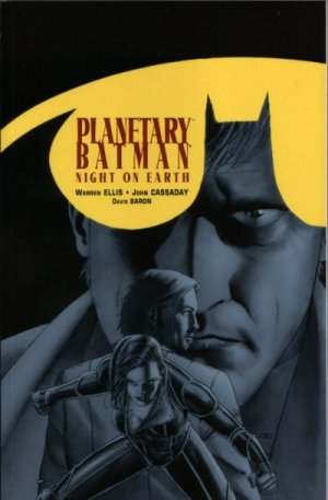 Planetary / Batman - Night on Earth # 1 Issues