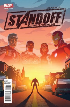 Avengers Standoff - Welcome to Pleasant Hill # 1 Issues V1 (2016)