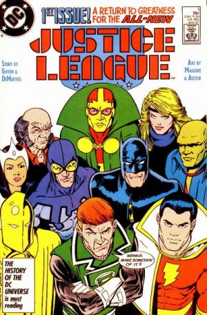 Justice League édition Issues V1 (1987)
