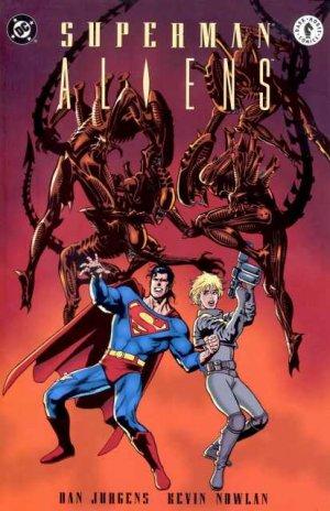 Superman / Aliens # 2 Issues