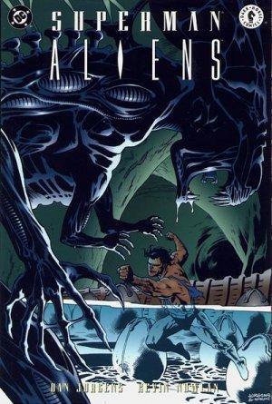 Superman / Aliens # 3 Issues