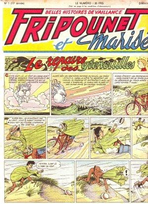 Fripounet Marisette édition 1951