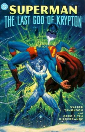 Superman - The last God of Krypton édition Issues
