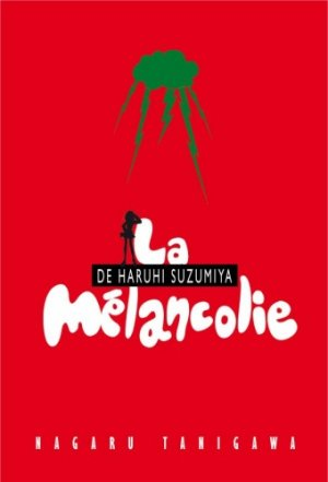 La Mélancolie de Haruhi Suzumiya édition simple