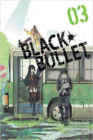 Black Bullet 3