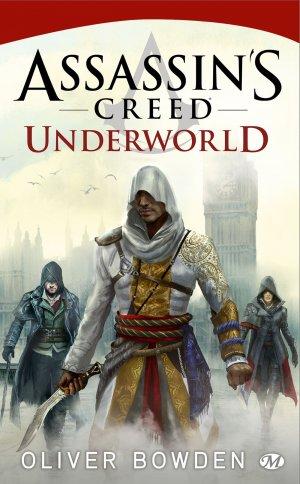 couverture, jaquette Assassin's Creed Poche 8