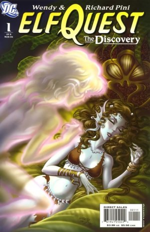 Elfquest - The Discovery édition Issues