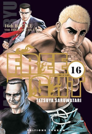 couverture, jaquette Free Fight - New Tough 16  (Tonkam)