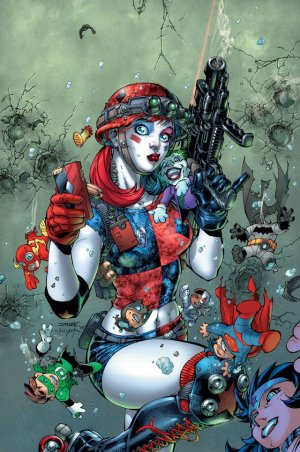 Harley Quinn and the suicide squad - April fool's special édition Issues