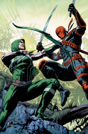Green Arrow # 51 Issues V5 (2011 - 2016)