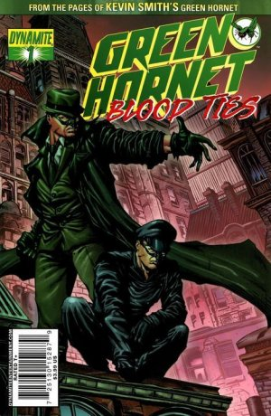 Green Hornet - Blood Ties édition Issues