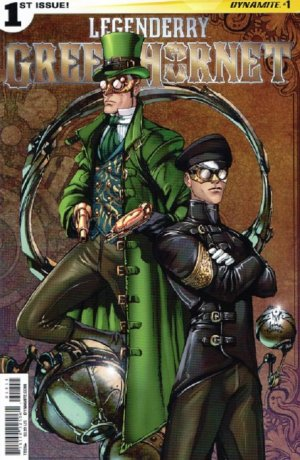 Legenderry - Green Hornet édition Issues