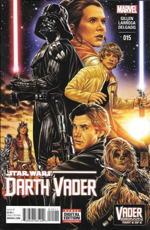 Dark Vador # 15 Issues (2015 - 2016)