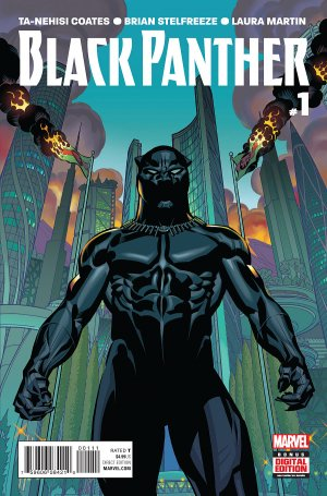 Black Panther édition Issues V6 (2016 - 2018)