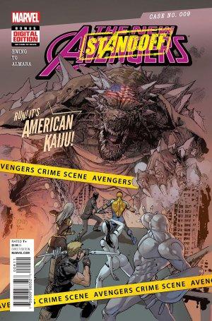 New Avengers # 9 Issues V4 (2015 - 2016)
