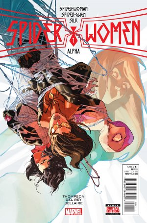 Spider-Women - Alpha édition Issues V1 (2016)