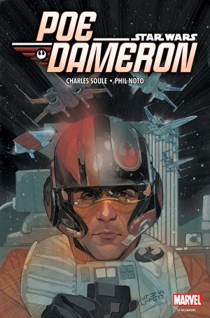 Star Wars - Poe Dameron # 1