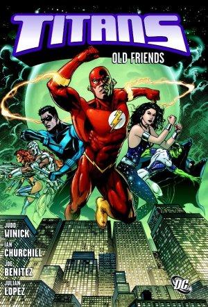 Titans (DC Comics) édition TPB softcover (souple) - Issues V2 (2010-2012)