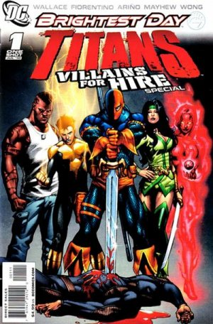 Titans - Villains for Hire Special édition Issues