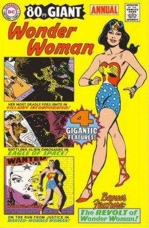 Wonder Woman 80-page Giant édition Issues