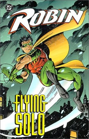 Robin édition TPB softcover (souple)