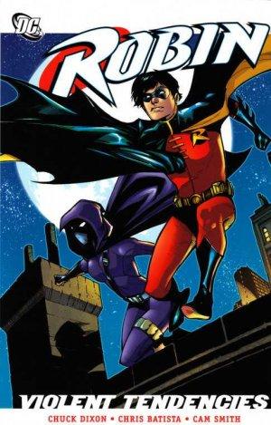 Robin 8 - Violent Tendencies