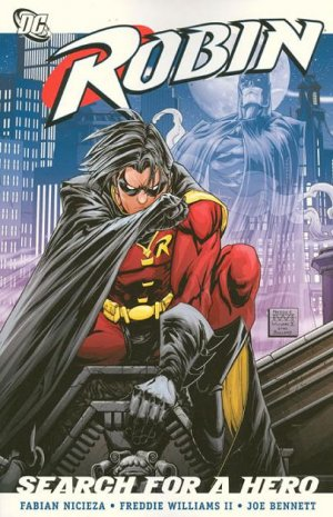 Robin 9 - Search for a Hero