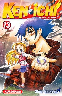 Kenichi - Le Disciple Ultime # 13