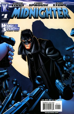 Midnighter # 1 Issues V1 (2007 - 2008)