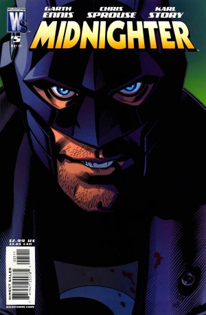 Midnighter # 5 Issues V1 (2007 - 2008)