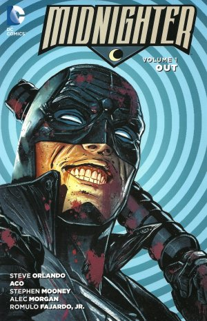 Midnighter édition TPB softcover (souple) - Issues V2