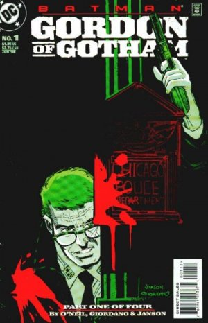 Batman - Gordon of Gotham # 1 Issues