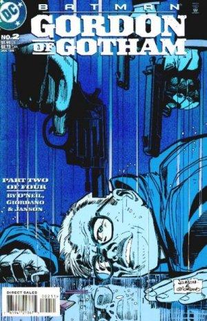 Batman - Gordon of Gotham # 2 Issues