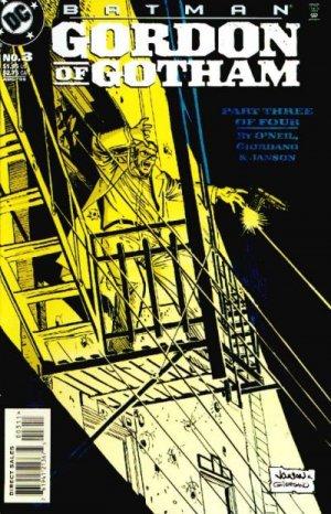 Batman - Gordon of Gotham # 3 Issues