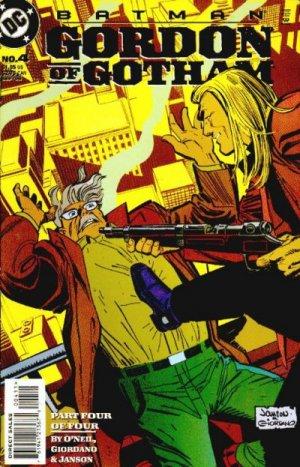 Batman - Gordon of Gotham # 4 Issues