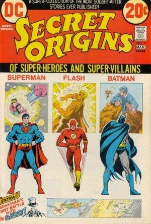 Secret Origins édition Issues V2 (1973 - 1974)