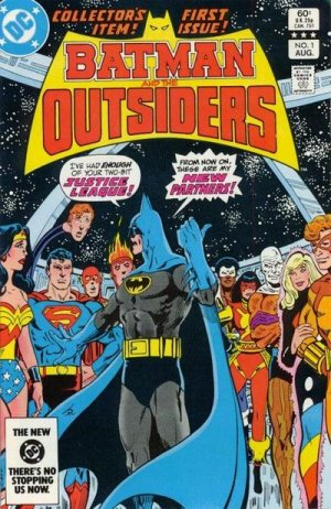 Batman and the Outsiders édition Issues V1 (1983 - 1987)
